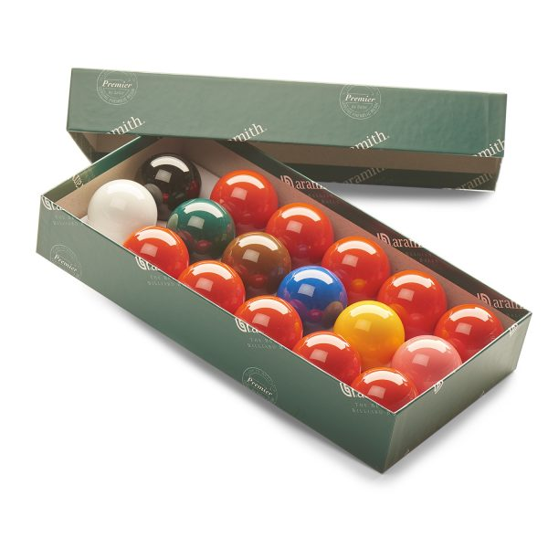 Aramith Snooker Sets with 10 Reds | Palko Wholesale