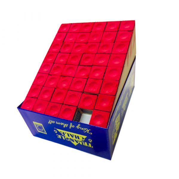 Triangle Chalk144red 1   Palko Wholesale