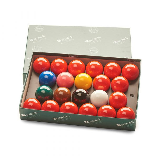 Aramith Snooker Sets with 15 Reds | Palko Wholesale